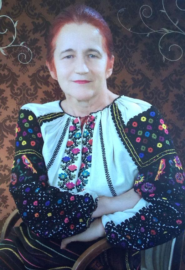 Попович Марія Степанівна