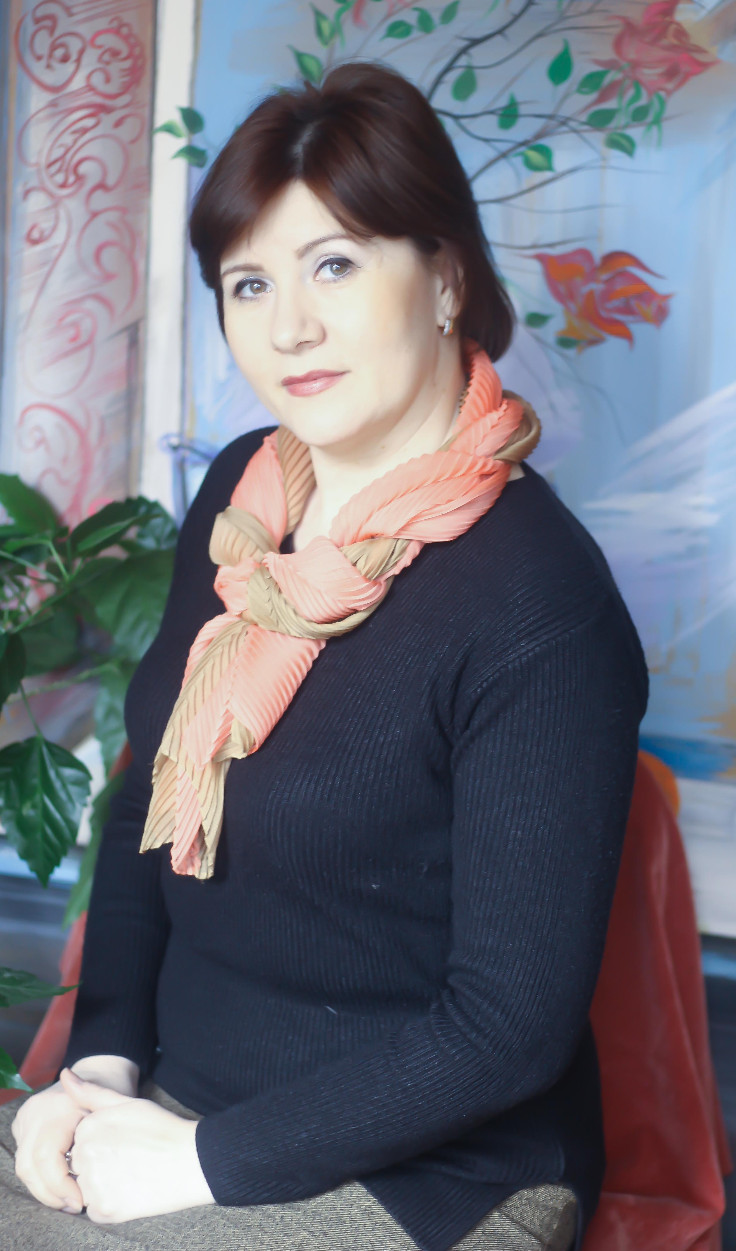 Ніколенко Наталія Миколаївна