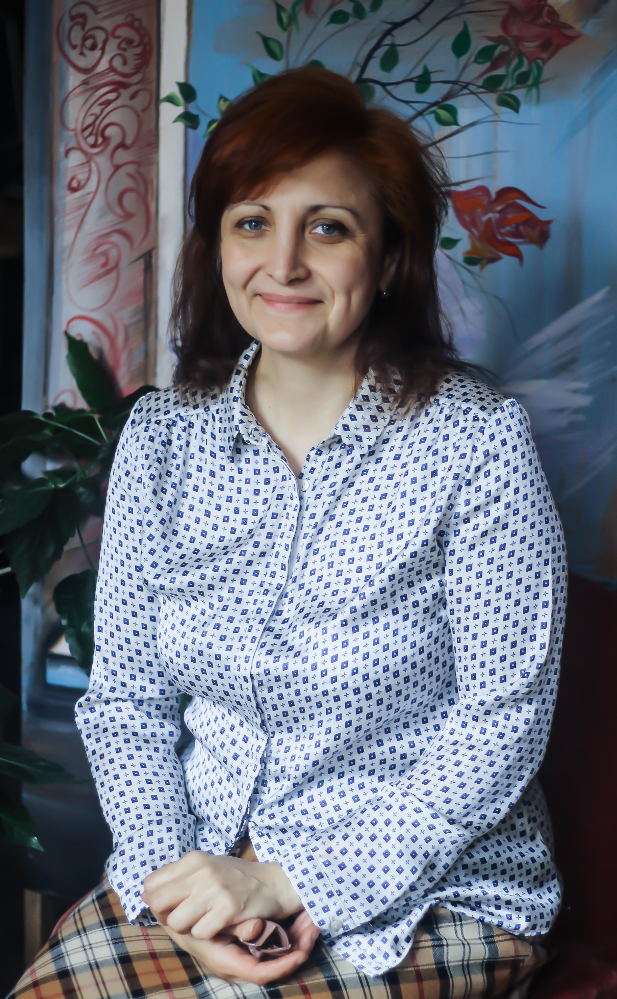 Гвоздінська Ольга Володимирівна